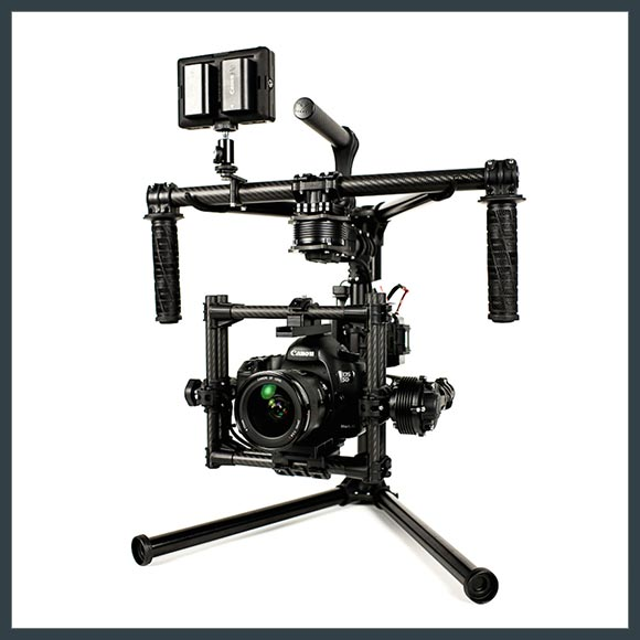 FREEFLY<br /> MOVI M5 3-AXIS STABILIZER